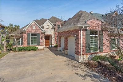 Bryan Single Family Home For Sale: 4407 Willowick Drive