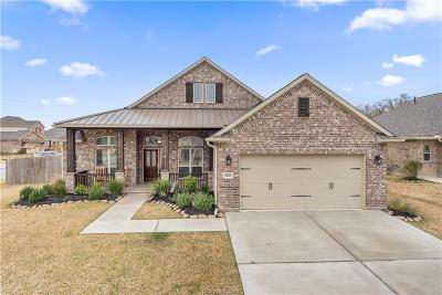 Bryan Single Family Home For Sale: 2901 Cinder Court