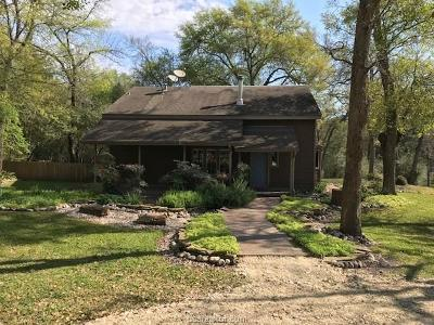 Bryan Single Family Home For Sale: 12401 Grassbur Road