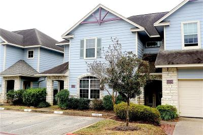 College Station Condo/Townhouse For Sale: 1211 Canyon Creek