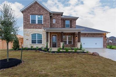 College Station Single Family Home For Sale: 3601 Haskell Hollow Loop