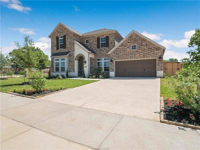 College Station Single Family Home For Sale: 3644 Haskell Hollow
