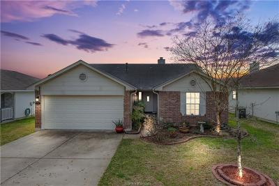 College Station Single Family Home For Sale: 15126 Faircrest Drive