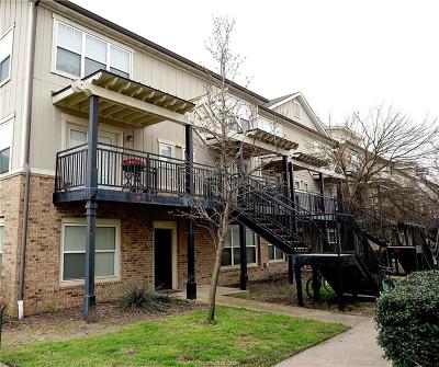 College Station Condo/Townhouse For Sale: 1725 Harvey Mitchell #1821
