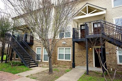 College Station Condo/Townhouse For Sale: 1725 Harvey Mitchell #1621