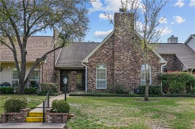 Brazos County Condo/Townhouse For Sale: 703 Walker Street