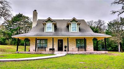 Milam County Single Family Home For Sale: 6404 Cr 264 County Road