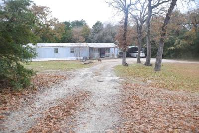 Leon County Single Family Home For Sale: 8024 County Road 474