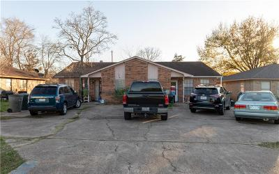 Bryan Multi Family Home For Sale: 2369-71/2377-79 N Earl Rudder