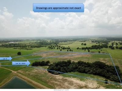 Navasota Residential Lots & Land For Sale: Lot 9 Reagans Way