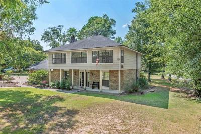 Madisonville Single Family Home For Sale: 1247 Old Mill Lane