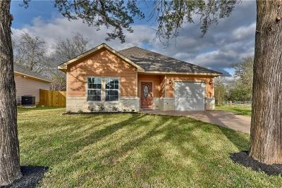 Bryan Single Family Home For Sale: 228 Apple Street