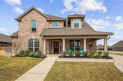 College Station Single Family Home For Sale: 2600 Goodrich Court