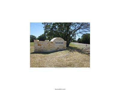 Bryan Residential Lots & Land For Sale: 7620 Field Creek Estates Drive