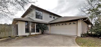 Bryan , College Station  Single Family Home For Sale: 2302 West Briargate Drive