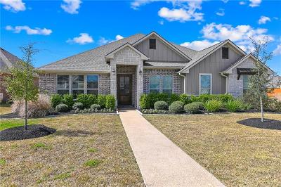 Brazos County Single Family Home For Sale: 4400 Toddington Lane