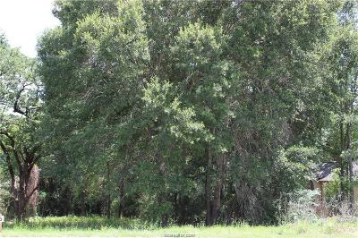bryan Residential Lots & Land For Sale: 3325 Emory Oak Drive