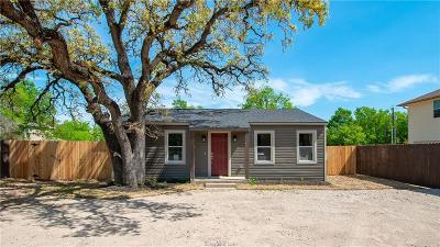 College Station Single Family Home For Sale: 603 Wellborn Road