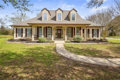 College Station Single Family Home For Sale: 15865 Flagstone Court