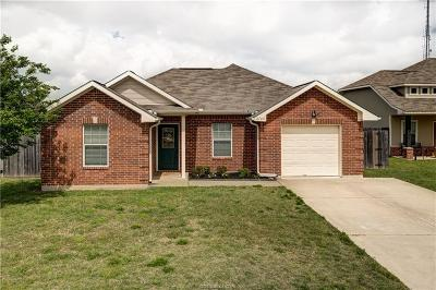 College Station TX Single Family Home For Sale: $194,900