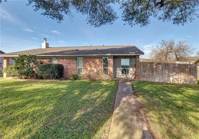 Bryan , College Station Single Family Home For Sale: 1808 Holleman Drive #B
