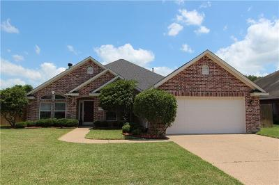 College Station Single Family Home For Sale: 304 Bernburg Lane
