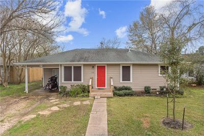 Bryan Single Family Home For Sale: 715 Enfield Street