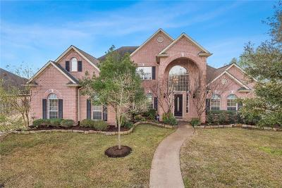 College Station Single Family Home For Sale: 5110 Bellerive Bend Drive
