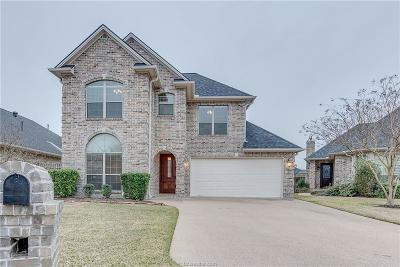 Bryan Single Family Home For Sale: 4906 Fairfield Court