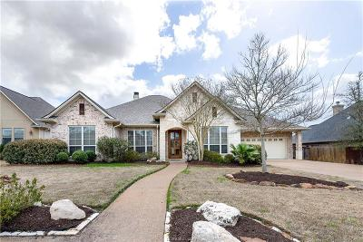 Brazos County Single Family Home For Sale: 5307 Riviera Ct Court