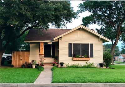 Hearne Single Family Home For Sale: 609 West Davis Street
