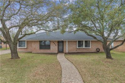 Bryan Single Family Home For Sale: 2312 Devonshire Street