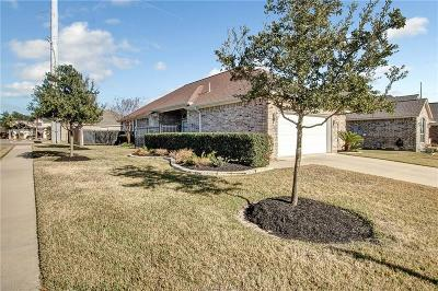 Bryan Single Family Home For Sale: 3120 Peterson Way