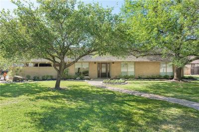 Brazos County Single Family Home For Sale: 1030 Rose Circle