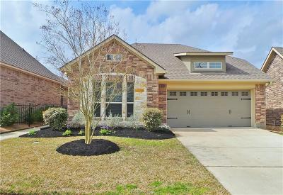 College Station Single Family Home For Sale: 1730 Parkland Drive