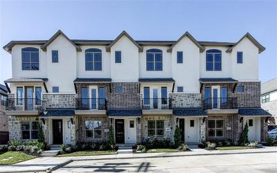 Bryan Condo/Townhouse For Sale: 4204 Aspen Street #B