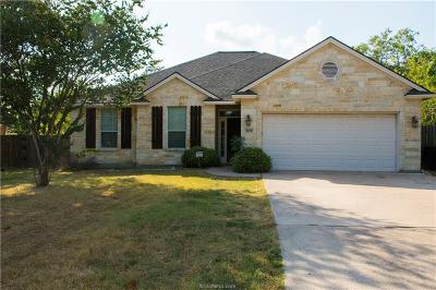 College Station Single Family Home For Sale: 509 Gilchrist