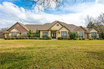 College Station Single Family Home Contingency Contract: 7153 River Place Court