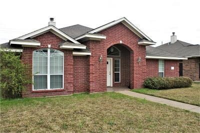 Bryan , College Station Single Family Home For Sale: 4214 Alexandria Avenue