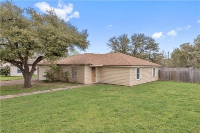 College Station Single Family Home For Sale: 300 Bolton