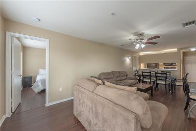 College Station Condo/Townhouse For Sale: 523 Southwest Parkway #302