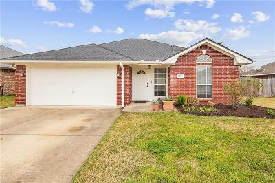 College Station Single Family Home For Sale: 1313 Mullins