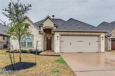 Bryan Single Family Home For Sale: 4683 South Stonecrest Court