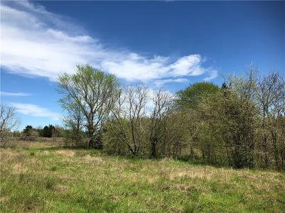 College Station, Bryan, Iola, Caldwell, Navasota, Franklin, Madisonville, North Zulch, Hearne Residential Lots & Land For Sale: Tbd Lafayette Pvt Lane