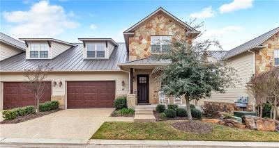 Bryan  , College Station Condo/Townhouse For Sale: 3400 Heisman #7M