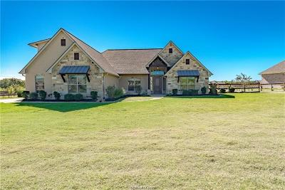 Brazos County Single Family Home For Sale: 5149 Mandarin Way