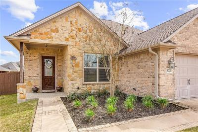 College Station Single Family Home For Sale: 4002 Rocky Vista Drive
