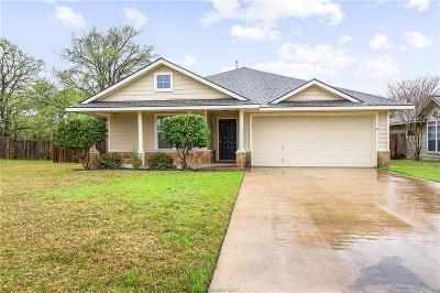 Bryan Single Family Home For Sale: 1699 Summerwood