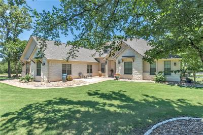 College Station Single Family Home For Sale: 4787 Stony Brook