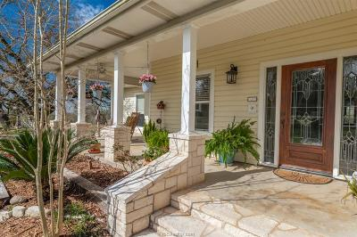 Milam County Single Family Home For Sale: 1067 Allday Street